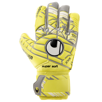 Uhlsport Yellow Goalie Glove