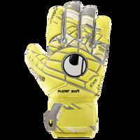 Uhlsport Yellow Goalie Glove