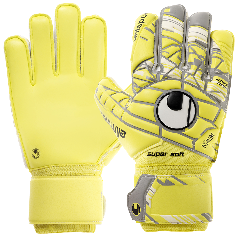 Uhlsport Eliminator Supersoft Goalkeeper Glove