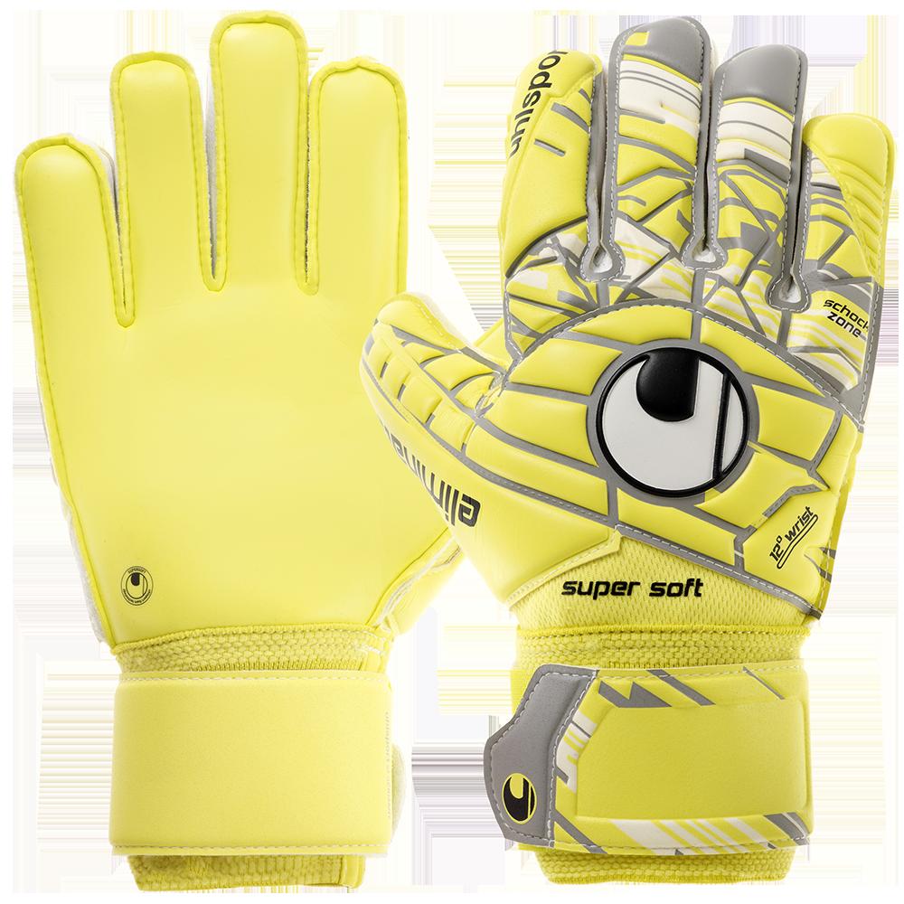 Uhlsport Eliminator Supersoft Goalkeeper Glove