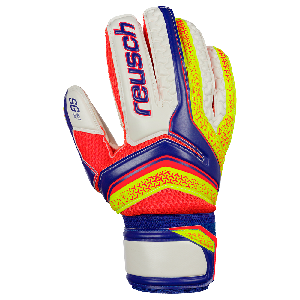 New Reusch Serathor Soft Grip Glove