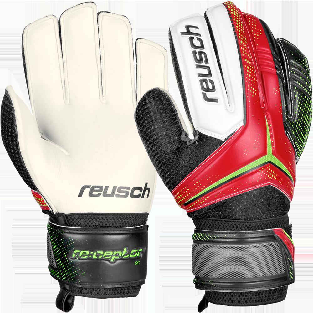 Reusch ReCeptor SG Junior. Reusch Youth Soccer Goalie Glove d2d3a6ed6