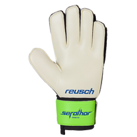 Reusch goalie glove with increased durability