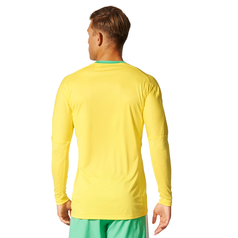 5e193e2eb Adidas goalkeeper shirt 2017 in bright yellow