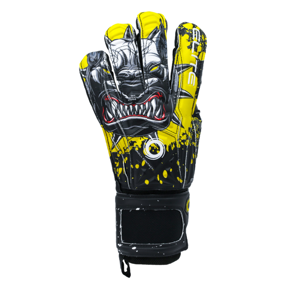 Hunter MD goalkeeper glove backhand
