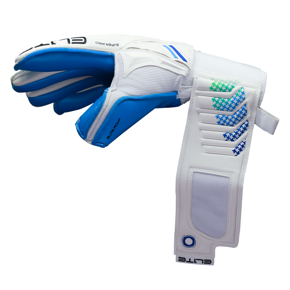 Goalkeeper glove wrist band