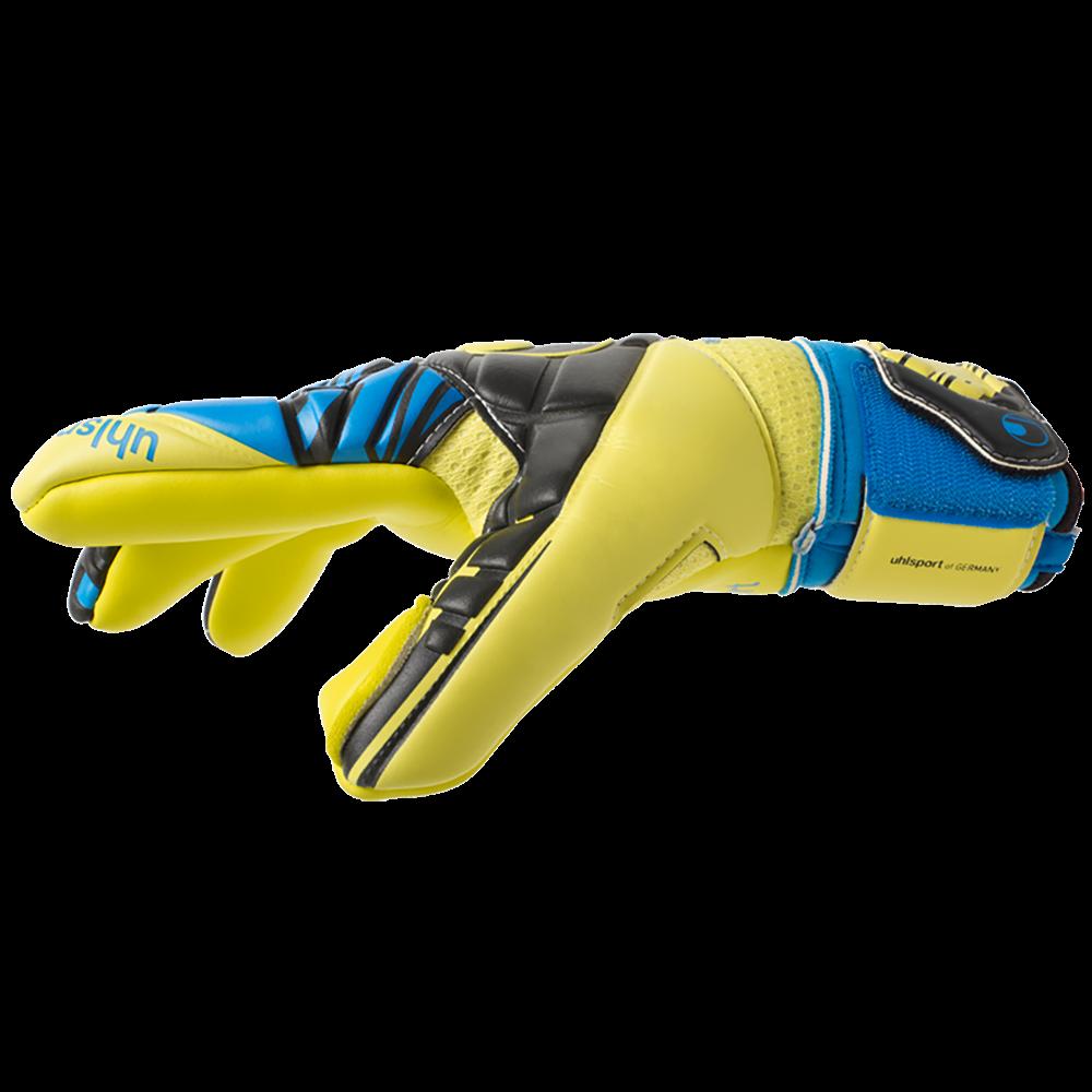 Uhlsport Eliminator Speed Up Absolutgrip Finger Surround Side View