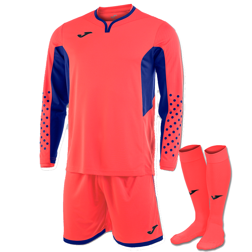 Coral Joma Zamora III Goalkeeper Kit