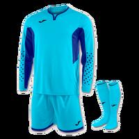 Blue Joma Zamora III Goalkeeper Kit