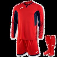 Red Joma Zamora III Goalkeeper Kit