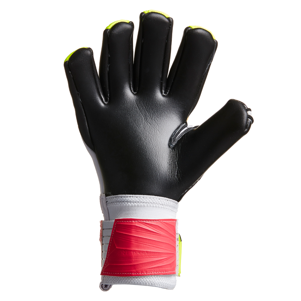 Black Contact Latex - One Glove Geo Tempest