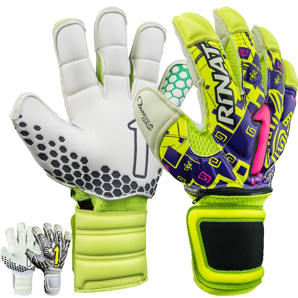 Rinat Asimetrik Etnik Spine Pro Goalkeeper Gloves