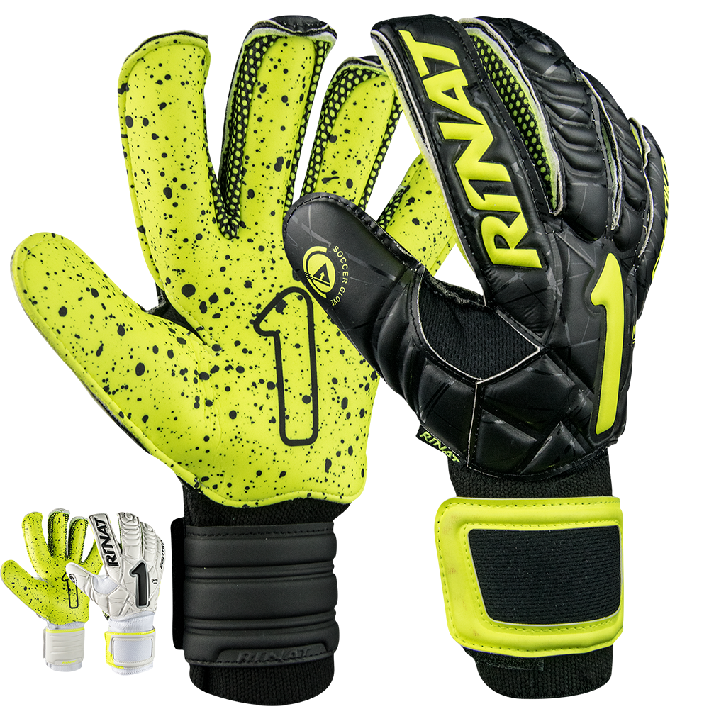 Rinat Goalie Glove with More Durability