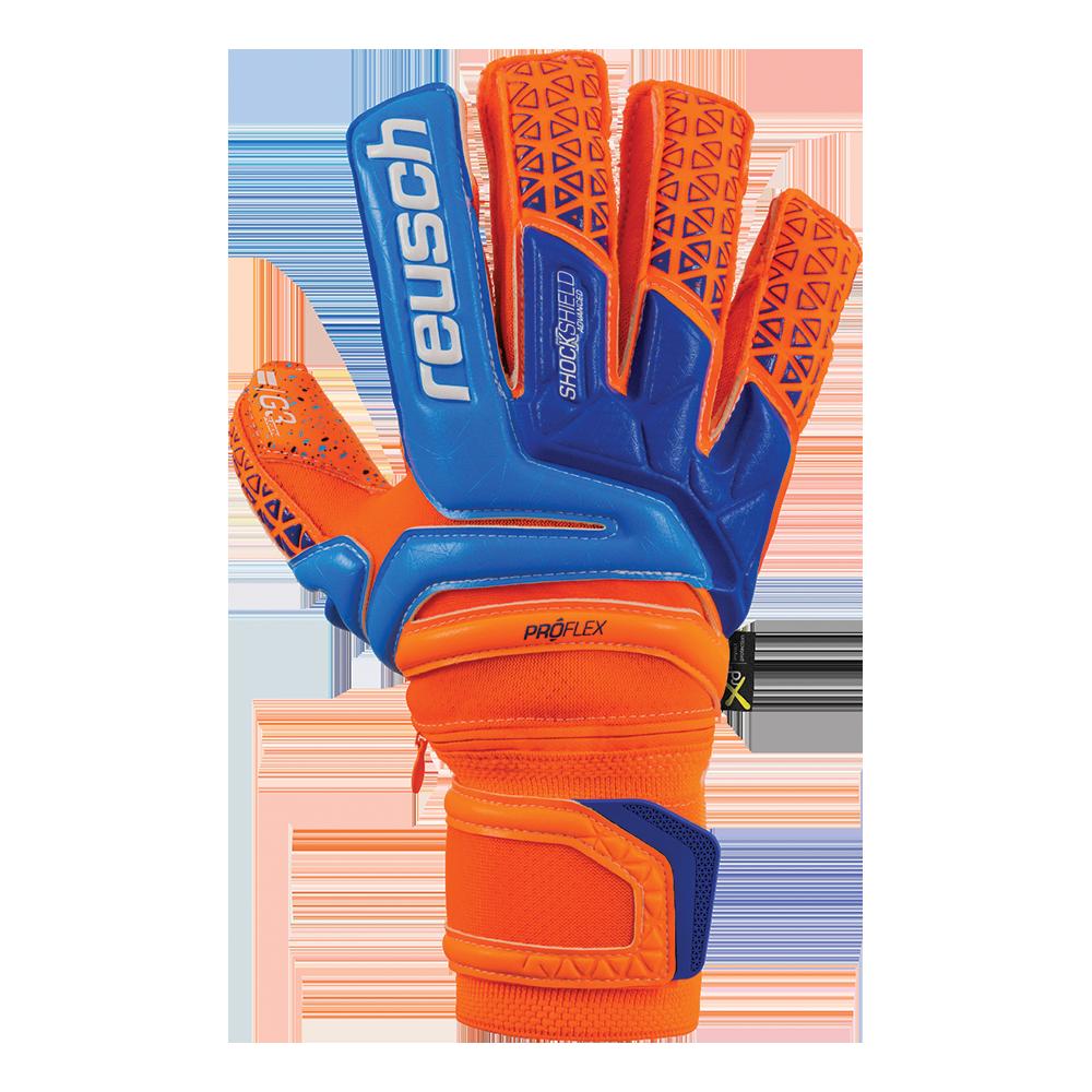 Reusch Prisma Supreme G3 Fusion Ortho Tec Backhand