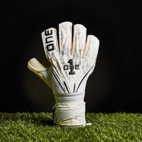 The One Glove Geo ArcWolf backhand