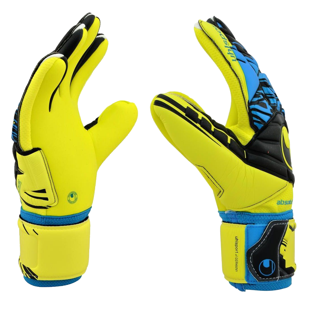Uhlsport Speed Up Absolutgrip HN Side View