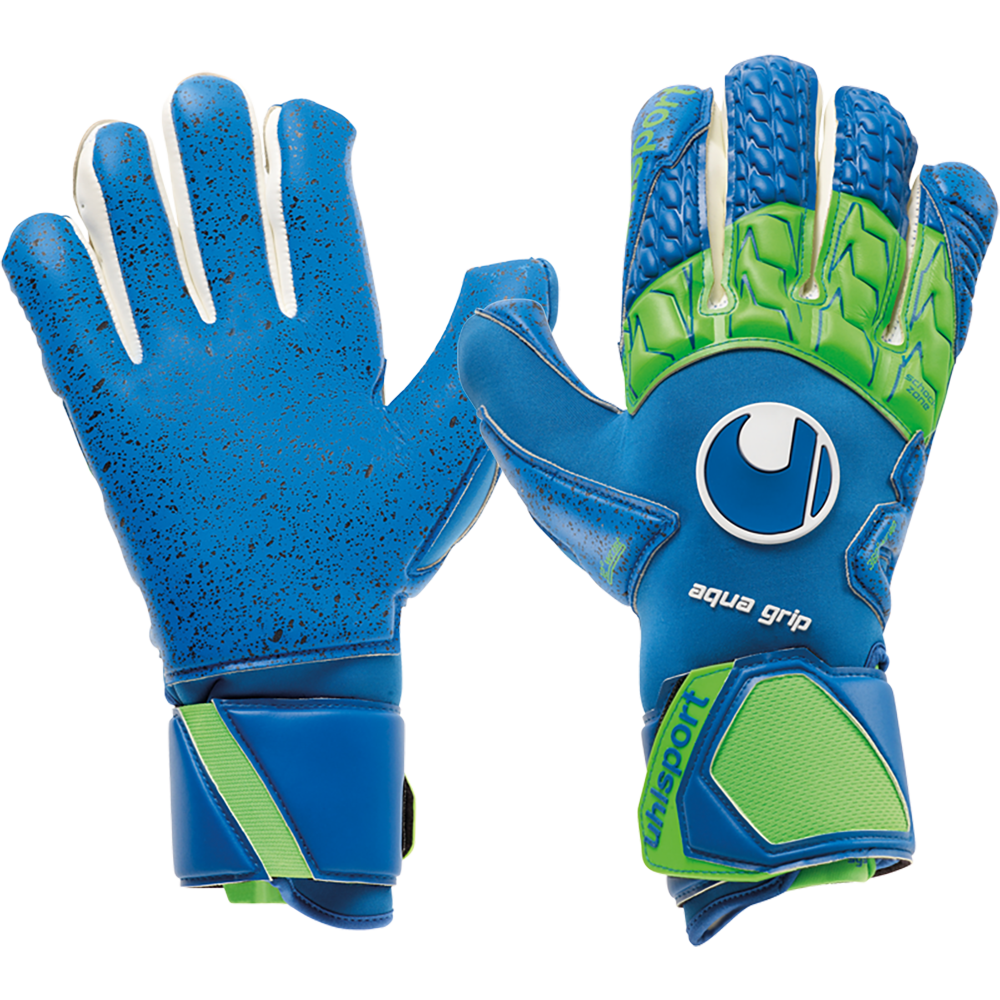 The Uhlsport Aquagrip HN Goalie Glove