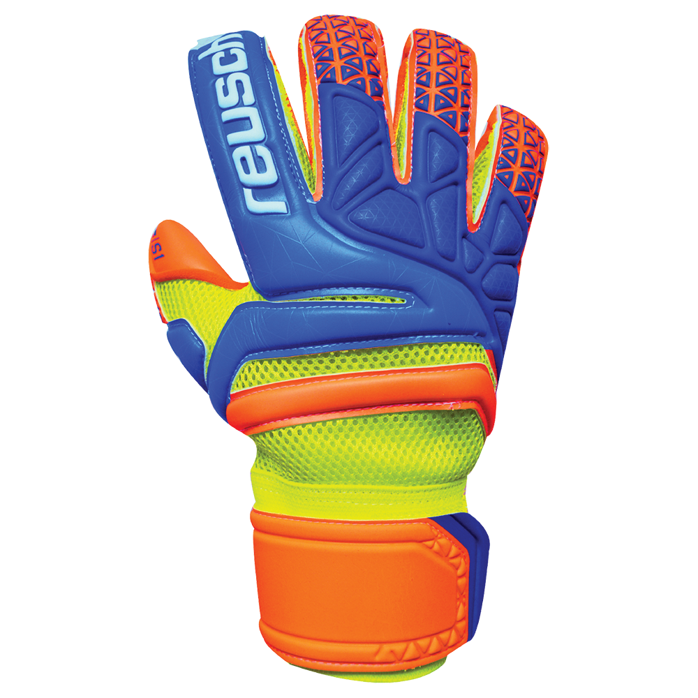 Backhand of the Reusch Prisma Prime S1 Evolution Finger Support