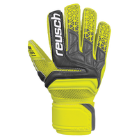 Backhand of the Reusch Prisma Prime S1 Finger Support Junior