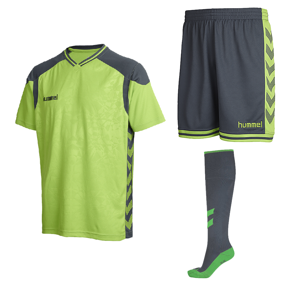 Hummel Sirius Goalkeeper Kit Neon Green
