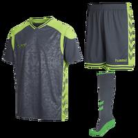 Hummel Sirius Goalkeeper Kit Slate Grey
