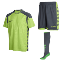Hummel Sirius Goalkeeper Kit Neon Green