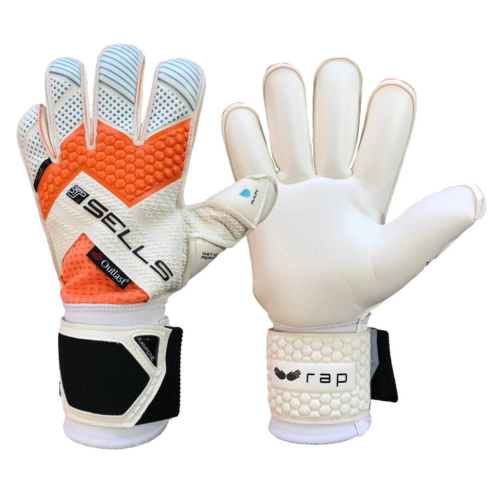 f85465103ed6 Sells Wrap Elite Aqua Campione Wet Weather Goalkeeper Gloves ...