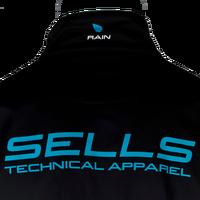 Sells Elite Aqua Rain Jacket Logo