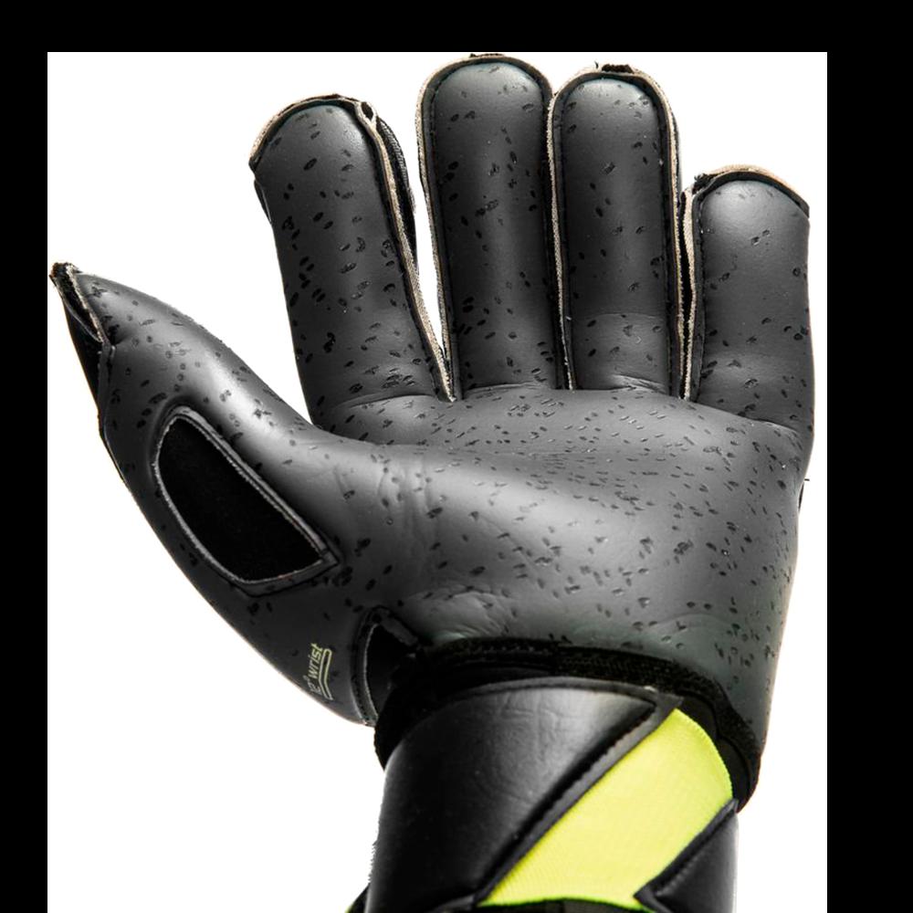 Palm on the Uhlsport Supergrip Bionik+ Goalkeeper Glove