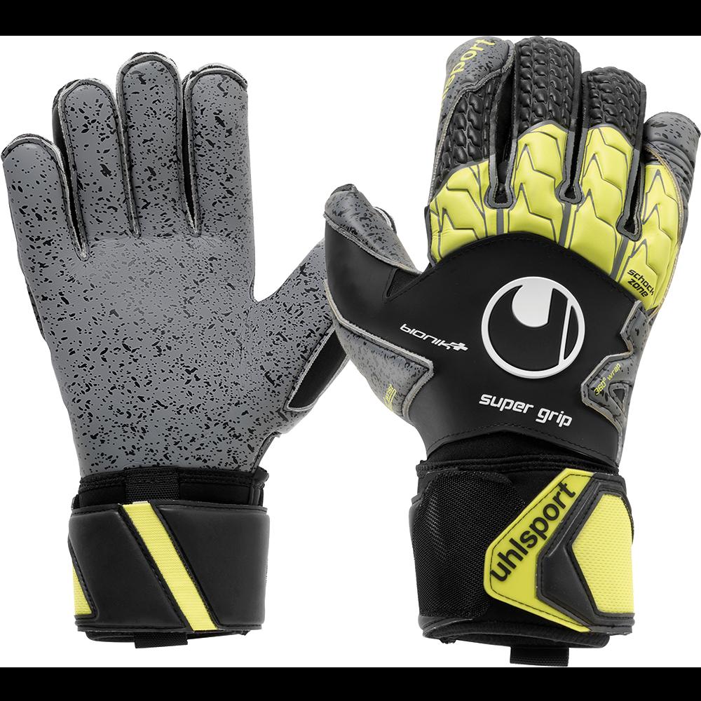 Uhlsport Supergrip Bionik+ Goalkeeper Glove