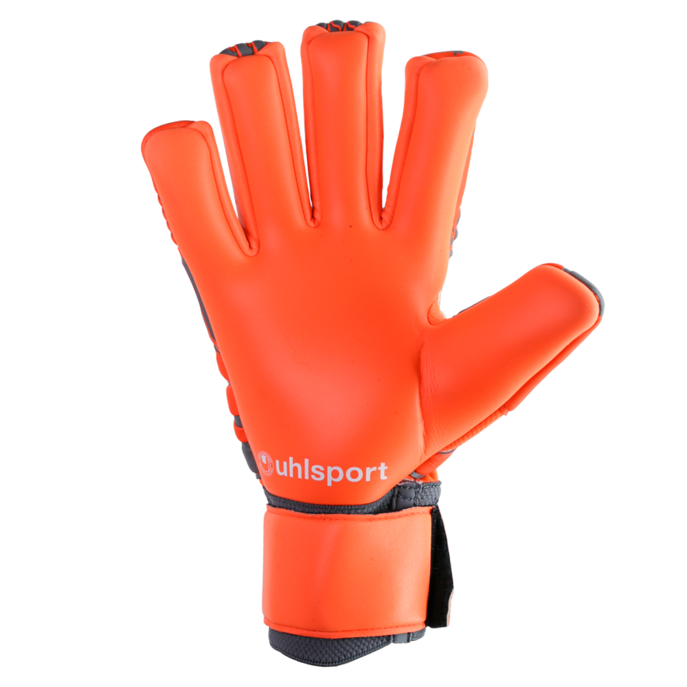 Palm of the Uhlsport Aerored Absolutgrip HN