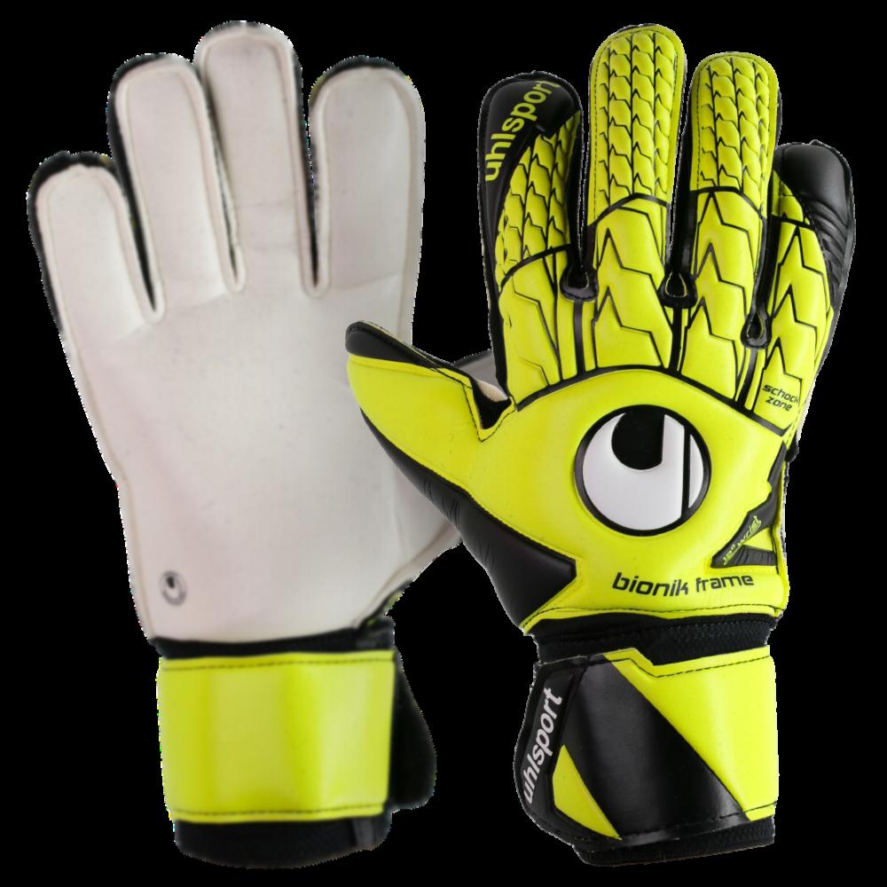 Uhlsport Supersoft Bionik Goalie Gloves