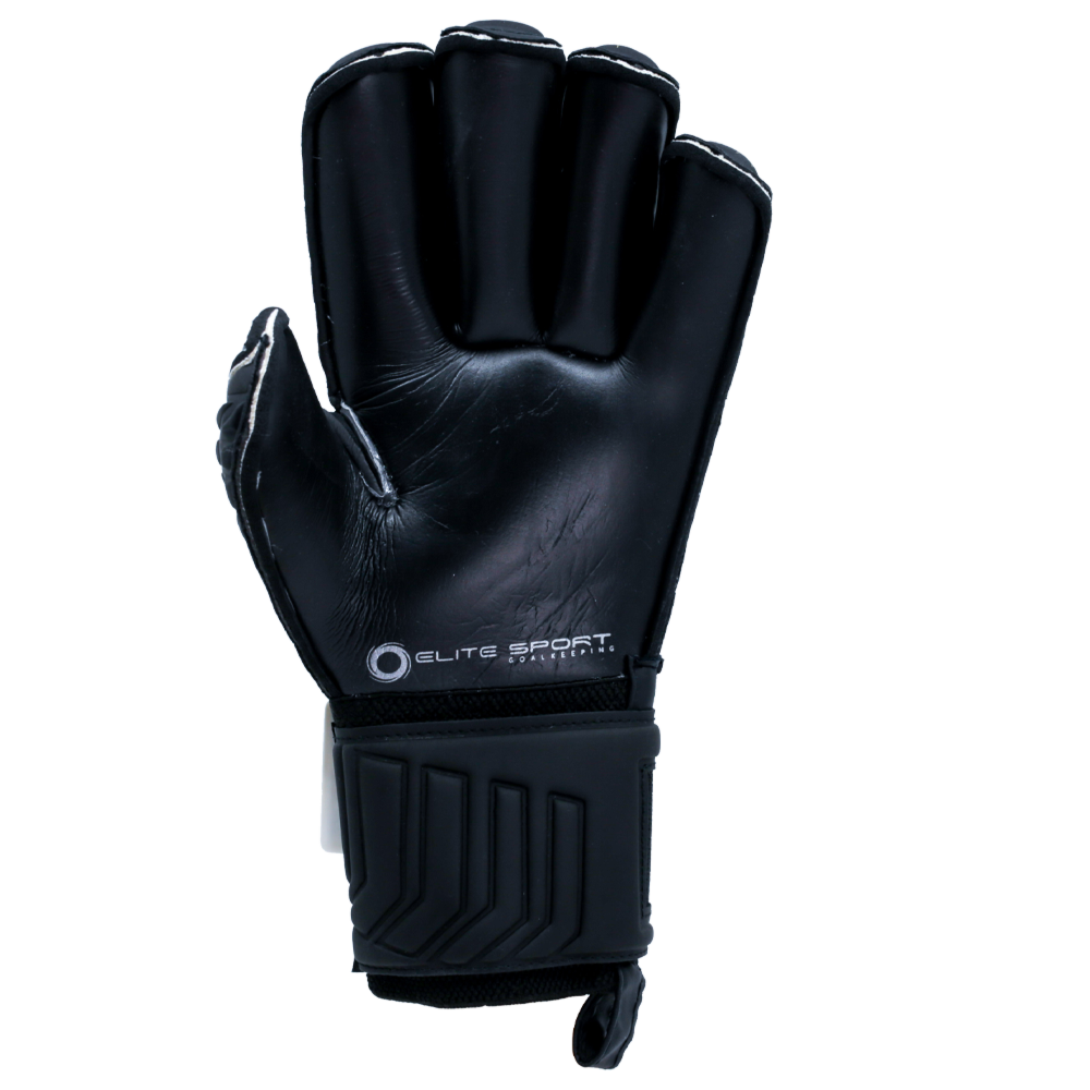 Elite Sport Black Real Palm