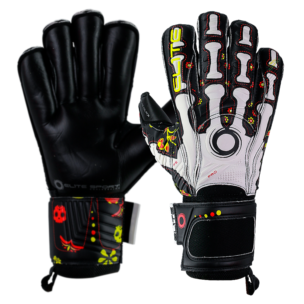 Goalkeeper Gloves with Finger Protection