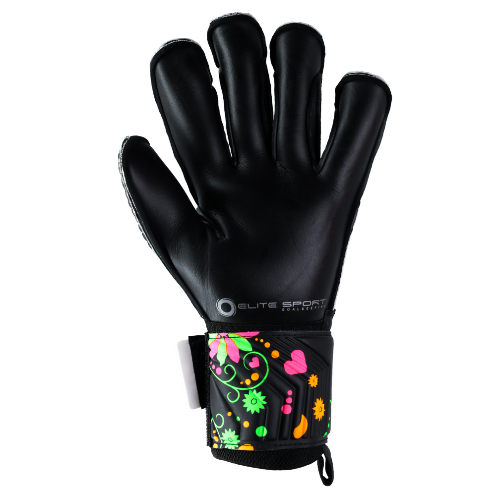 Durable goalkeeper glove palm