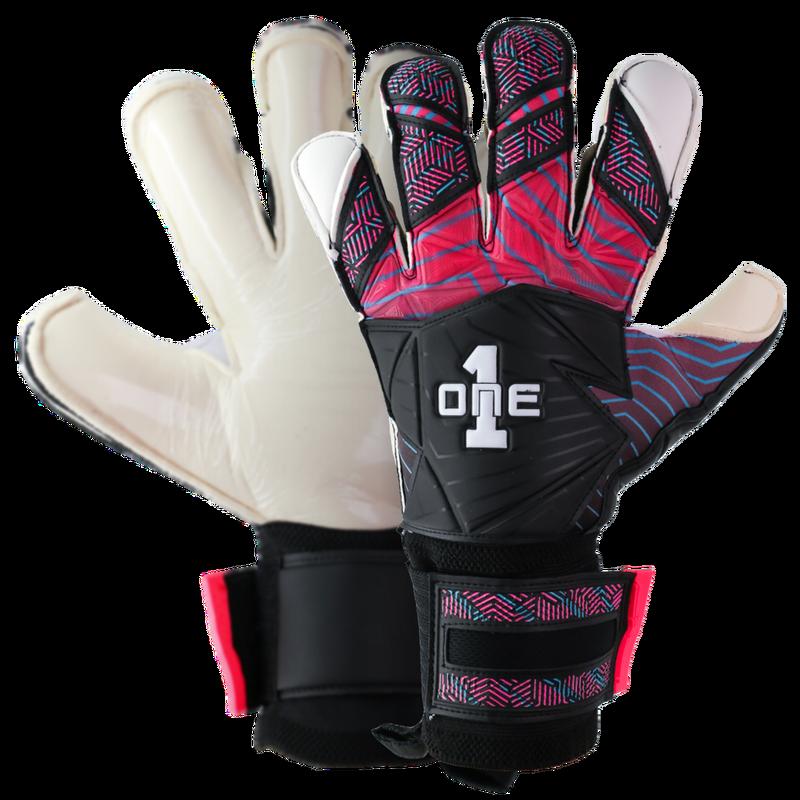 The One Glove Nova Throwback Goalkeeper Gloves