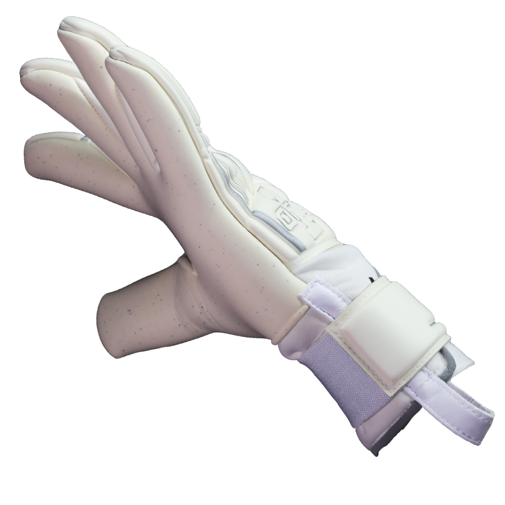 Tight fitting goalkeeper glove