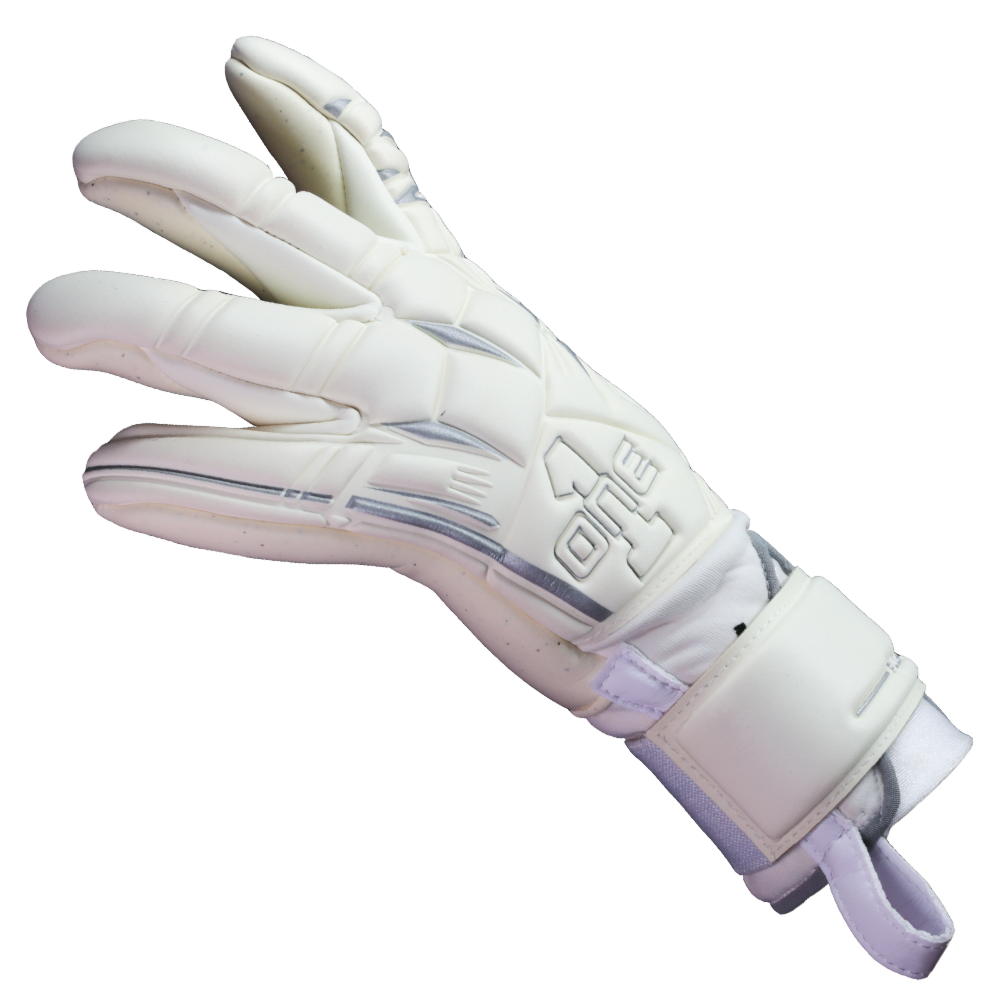 comfy backhand goalkeeper glove