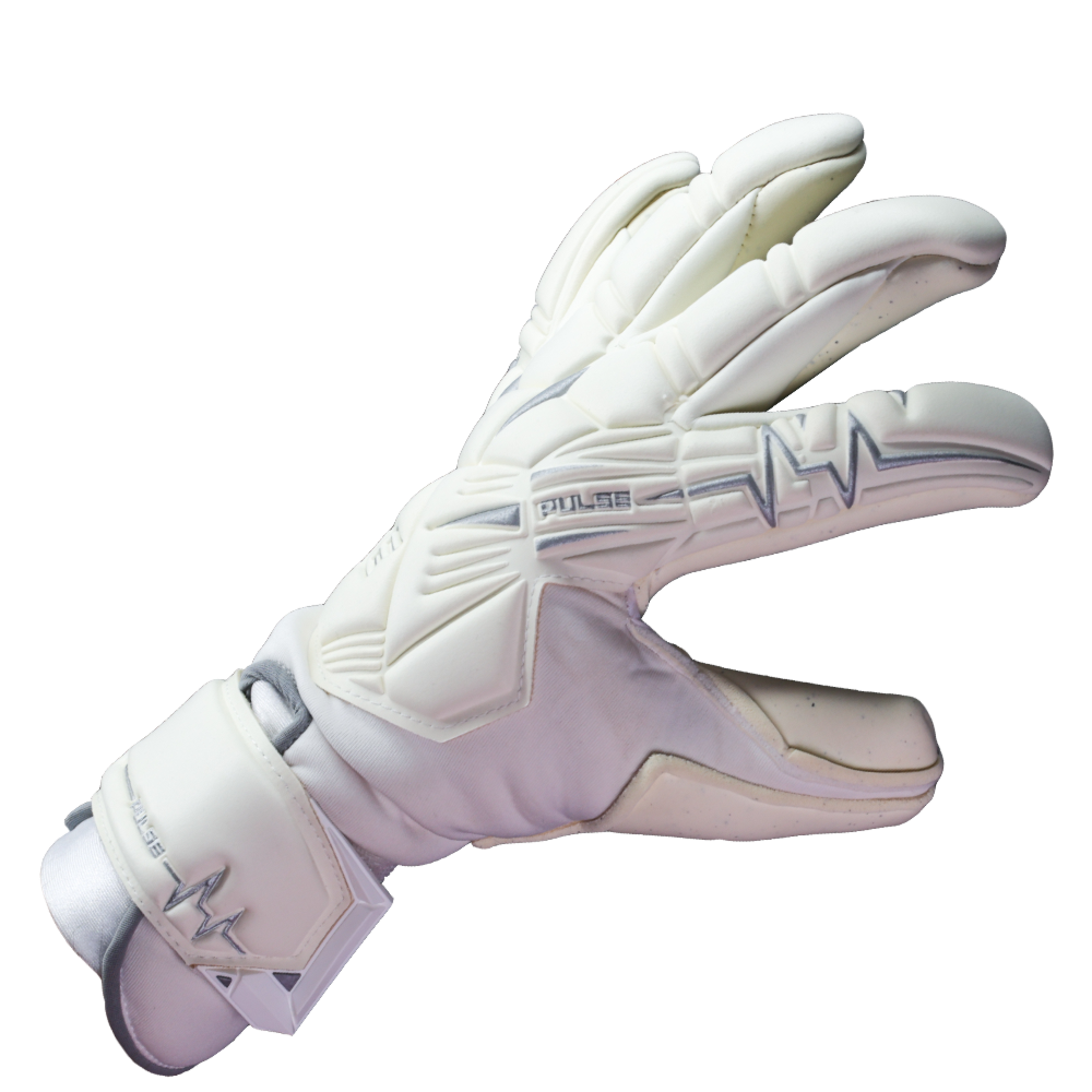Flexible goalkeeper glove