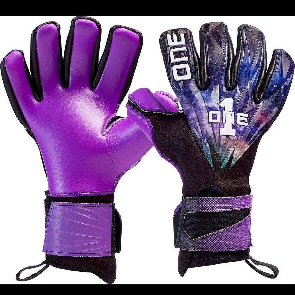 The One Glove Geo 2.0 Nebula goalkeeper glove