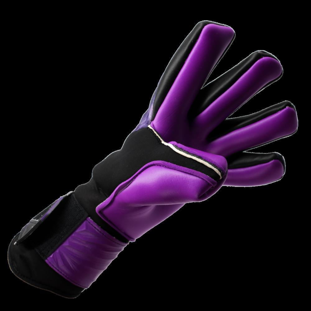GEO-GLV The One Glove Nebula Goalkeeper Glove Side Cut Fingers