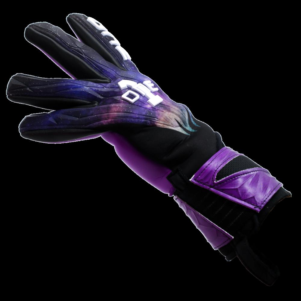 GEO-GLV The One Glove Nebula Goalkeeper Glove Side Fit Universe