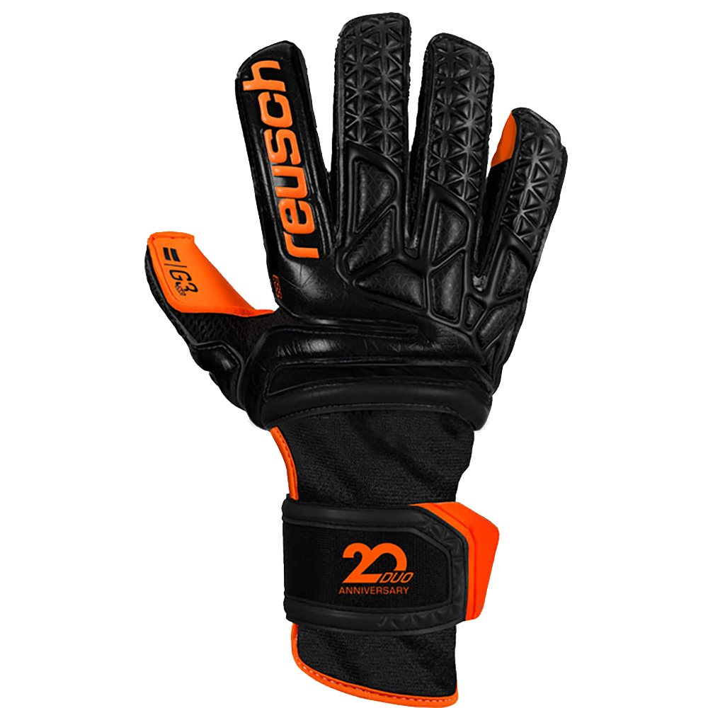 Reusch Prisma Pro G3 Duo Black Hole Backhand