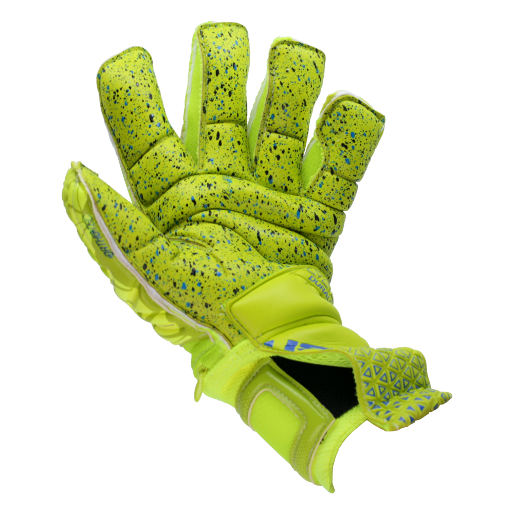 Goalkeeper glove with most durability and flexibility