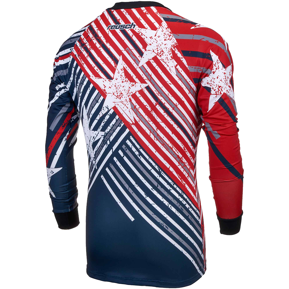 Reusch Patriot II Pro-Fit Jersey Design