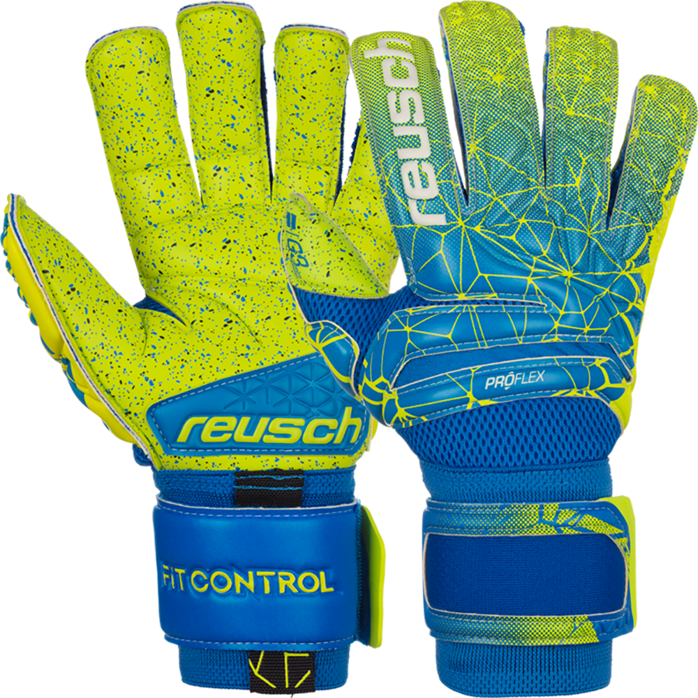 Reusch Fit Control Deluxe G3 Fusion Evolution Goalkeeper Gloves