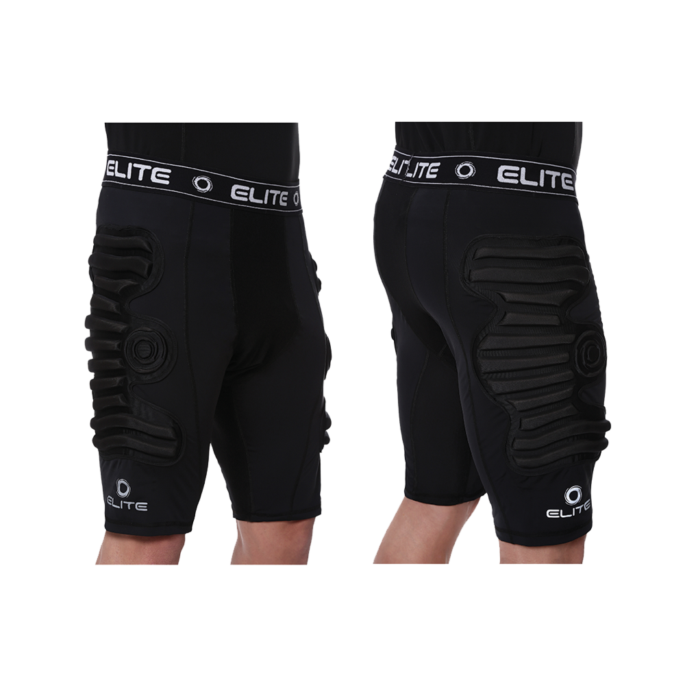 Elite Sport Body Shield Compression Shorts 7mm