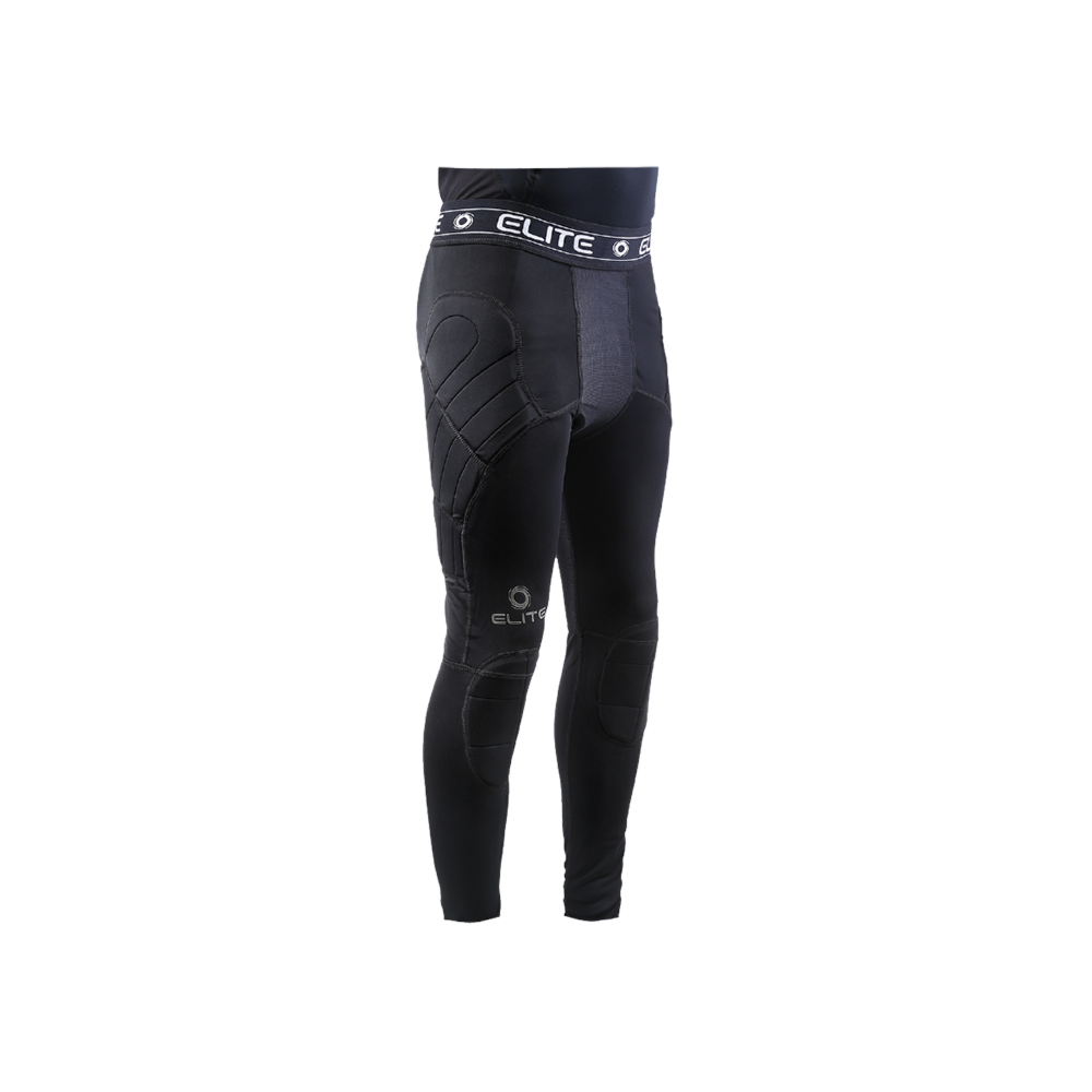 Elite Sport Body Shield Compression Leggings Front
