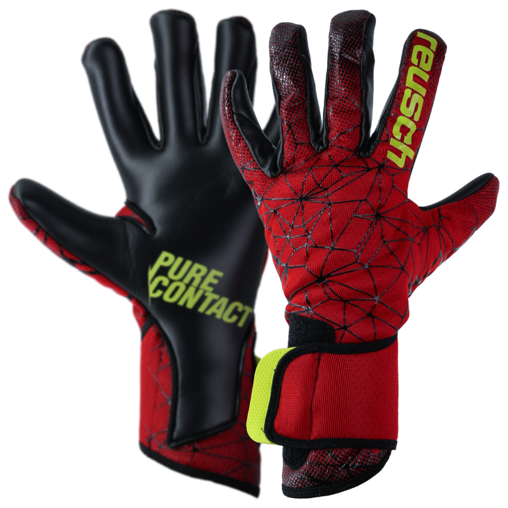 The Reusch Pure Contact II R3 Goalkeeper Glove