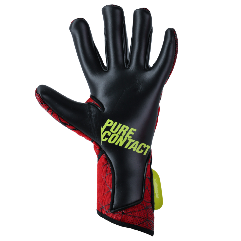 Goalkeeper glove for turf play